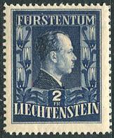 Liechtenstein 1951. Michel #304-A MNH/Luxe. Prince Franz Josef II. (B13) - Ongebruikt