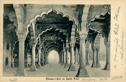 NEW DEHLI   Diwan I Am In Fort  DEHLI Ed Chand & Sons Dariba Dehli - India