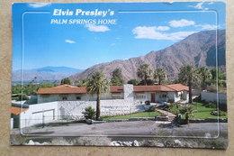 PALM SPRINGS - Home Elvis Presley's ( Etats Unis ) - Palm Springs