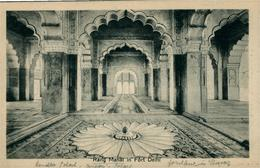 NEW DEHLI   Rang Mahal In Fort  DEHLI  Ed. LAl Chand & Sons Dariba - India