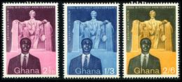 1959 Ghana (3) Set - Ghana (1957-...)