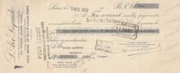 MANDAT L'AIR LIQUIDE - PROCEDES GEORGES CLAUDE - PARIS - MARQUE FISCALE - 1900 – 1949