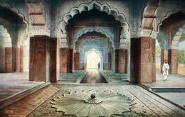 NEW DEHLI   Rang Mahal In Fort  DEHLI  Ed. Oilette - India