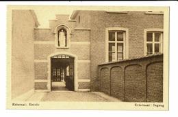 CPA - Carte Postale -Belgique -Sint-Niklaas-Waas- Externaat-Ingang VM1331 - Sint-Niklaas