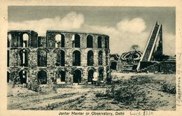 NEW DEHLI  Jantar Manbtar Or Observatory   DEHLI  Ed. LAl Chand & Sons Dariba - India