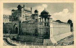 NEW DEHLI  Lahori Gate   DEHLI  Ed. LAl Chand & Sons Dariba - India