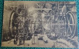 Cpa - Belgique - Corderies Et Câbleries Baudewyns - Rue Des Ateliers à Gilly N 10 Partie D'un Groupe De Machines - Colecciones Completas