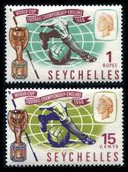 1966 Seychelles (2) - Seychelles (...-1976)