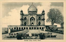 NEW DEHLI Safdar Jang Tomb  DEHLI  Ed. LAl Chand & Sons Dariba - India
