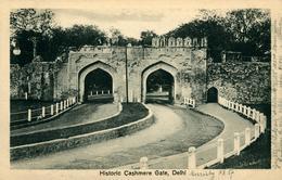 NEW DEHLI Historic Cashmere Gate DEHLI  Ed. LAl Chand & Sons Dariba - India