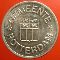 KB166-2 - GEMEENTE ROTTERDAM - Rotterdam - WM 22.5mm - Koffie Machine Penning - Coffee Machine Token - Professionnels/De Société