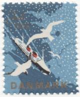 Denmark 1959, Julemaerke, Christmas Stamp, Vignet, Poster Stamp - Other