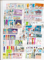 Egypt Complet Year Unit 1997,40 Stamps+5 S.Sheets+ Service All MNH Compl.sets - Reduced Price- SKRILL PAYMENT ONLY - Egypt