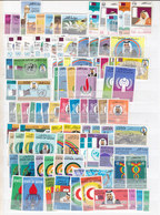 Egypt 2001 Complete Year Unit 38 Stamps +4 Souv.Sheets + Service ALL MNH Com,pl.sets- Reduced Price- SKRILL PAYMENT ONLY - Unused Stamps