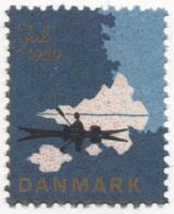 Denmark 1959, Julemaerke, Christmas Stamp, Vignet, Poster Stamp - Denemarken