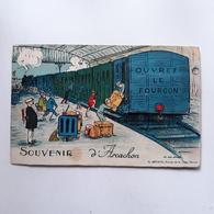 Souvenir D'Arcachon - Dreh- Und Zugkarten
