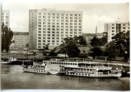 #724   Hotel Dresden Tourist Of Dresden - Saxony, GERMANY - Postcard 1967 - Dresden