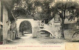 MONTBARD -environs - 21 - Ferme De L'Abbaye De Fontenay - 70653 - Montbard