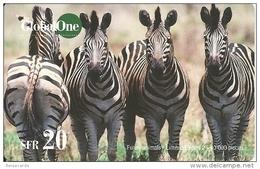 Prepaid: GlobalOne 133 - Funny Animals 2 - Schweiz