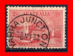 AUSTRALIA (OCEANIA)  SELLO AÑO 1932 INAUGURACIÓN DEL PUERTO DE SYDNEY - 1913-36 George V : Other Issues