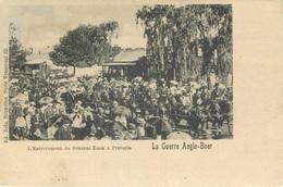 LA GUERRE ANGLO-BOER - L'ENTERREMENT DU GÉNÉRAL KOCK A PRETORIA #90415 - South Africa