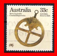 AUSTRALIA (OCEANIA)  SELLO AÑO 1985 II CENTENARIO DE LA COLONIZACIÓN DE AUSTRALIA. - 1980-89 Elizabeth II