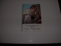 Devotieprentje -Gebed Zaligverklaring Pater Pio - Godsdienst & Esoterisme