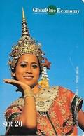Prepaid: GlobalOne 60 - Asian Dreams 1 - Schweiz