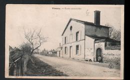 45, Vimory, Ecoles Communales - Autres Communes