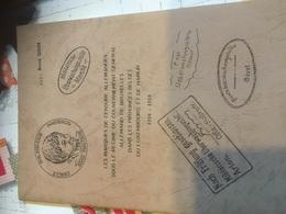 HASTIERE MILITARISCHE UBERWACHUNGSSTELLE MARCHE 1914-1918 - Vieux Papiers