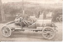 COURSE DE CÔTE De GAILLON (27) Gasté Sur Voiture MORS En 1907 - Andere Gemeenten