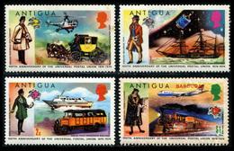 1974 Antigua (4) - Antigua & Barbuda (...-1981)