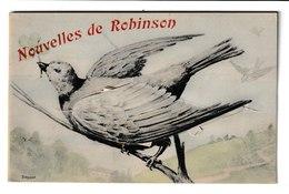 FRANCE / CARTE A SYSTEMES / NOUVELLES DE ROBINSON - A Systèmes