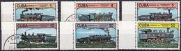 1984 Mi-Nr. 2859/64 O Used - Used Stamps
