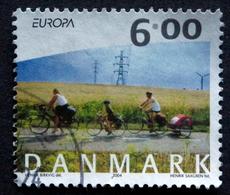Denmark 2004 EUROPA    MiNr.1375 (O) ( Lot  L 162) - Usado