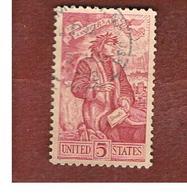 STATI UNITI (U.S.A.) - SG 1250 - 1965  DANTE ALIGHIERI     - USED° - Stati Uniti