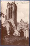 29 PLONEVEZ-DU-FAOU Clocher De La Chapelle St Herbot - Plonevez-du-Faou