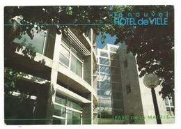 CP Choisy Le Roi (94) Invitation Du Maire Inauguration Nouvel Hotel De Ville 04/06/1988 - Choisy Le Roi