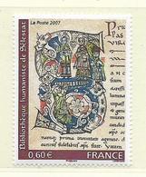 FRANCE  ( FR200 - 305 )   2007  N° YVERT ET TELLIER  N° 4013   N** - Nuevos