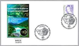 EL METEORITO DE BARCIS - METEORITE. Barcis, Pordenone, 2015 - Geología