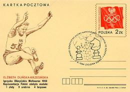 POLONIA POLSKA - ZIELONA GORA  1984 - SZACHOWY - TORNEO DI SCACCHI -  CHESS - Scacchi