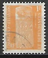 NOUVELLE - CALEDONIE  -    Timbre De Service  -  1959.   Y&T N° 1 Oblitéré. - Dienstpost