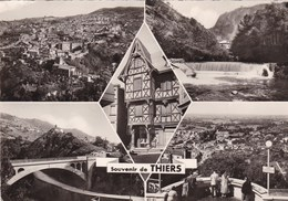 THIERS MULTIVUES (dil136) - Thiers