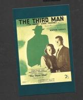 Nostalgia Postcard The Third Man  1949 - Posters On Cards