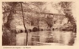CPA - 24 - CHENAUD - Le Moulin - Autres Communes