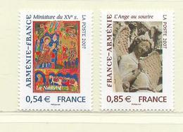FRANCE  ( FR200 - 319 )   2007  N° YVERT ET TELLIER  N° 4058/4059   N** - France