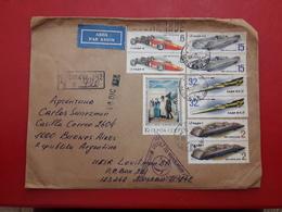 L'URSS Circule Avec Des Sonnettes De Voiture - Lettres & Documents