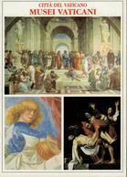 Vatican. Musée. Lot De 12 Cartes. Série Compléte. - Musées