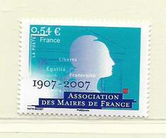 FRANCE  ( FR200 - 324 )   2007  N° YVERT ET TELLIER  N° 4077   N** - France
