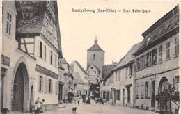 ¤¤   -  LAUTERBOURG    -   Rue Principale      -  ¤¤ - Lauterbourg